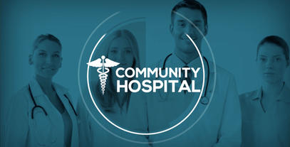 Hospital Commercial Promo stock footage