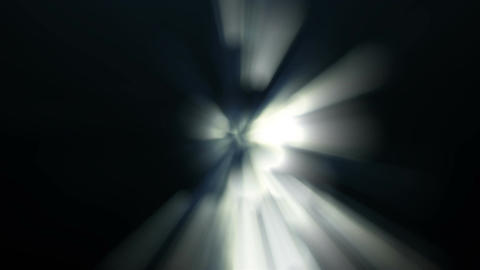Zoom Out Of Mysterious Dancing Light 3 stock footage