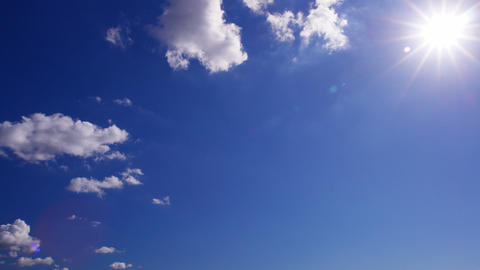 Sky Cloud 110915 C 1 HD stock footage