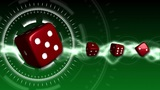 Casino Dice Background - Casino 15 (HD) stock footage