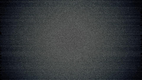 TV Static stock footage