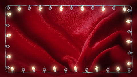 Christmas Title Background 002 Animation