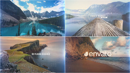 Elegant Slideshow stock footage
