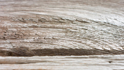 Macro Detail Old Wood Texture Motion Background stock footage
