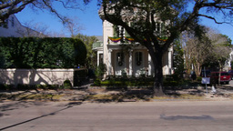 New Orleans Garden District Houses 4063 Footage