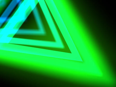 StrumTriangles stock footage