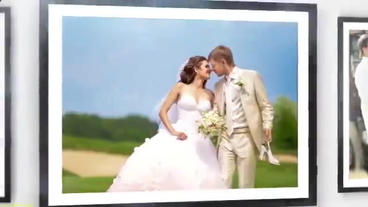 Wedding Gallery After Effects Project
