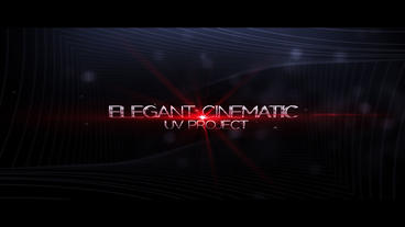 Elegant Cinematic stock footage