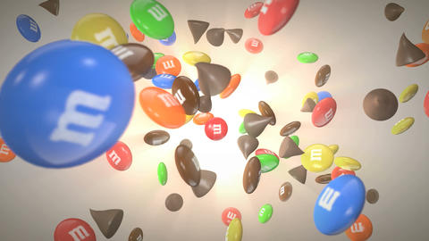 Chips And Candies stock footage