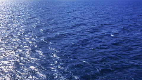 Sea, Floating By 2 stock footage