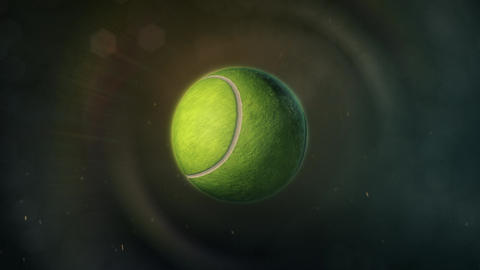 Tennis Animation