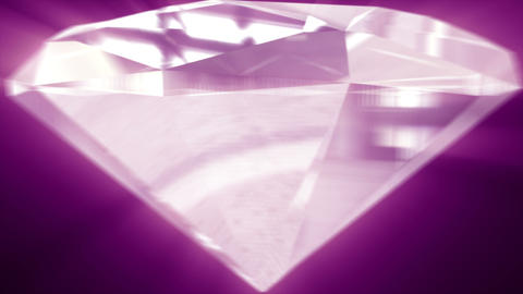 Diamond Transition A (4K Resolution / Alpha Channel Included) stock footage