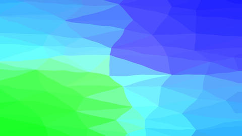 Triangle Pattern Background stock footage