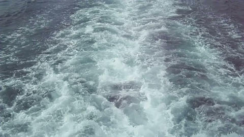 On The Ferry stock footage