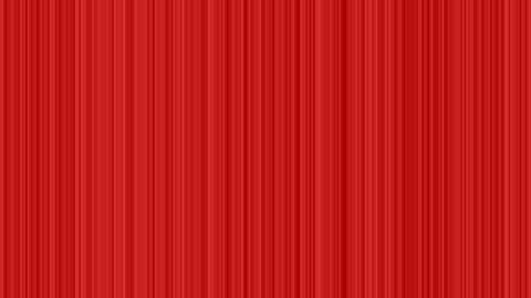Looping Animation Of Dark Red And Light Red Vertical Lines Oscillating stock footage
