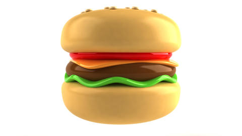 hamburger 1 Animation