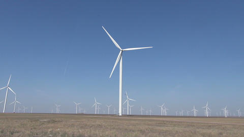 Ecology wind turbines ビデオ