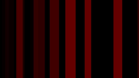 Vertical Red Bars Animation