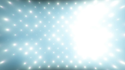Wall Of Lights Motion Background stock footage