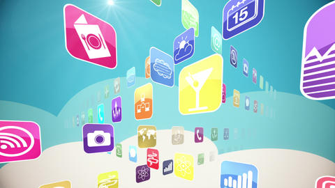 World of Apps Animation