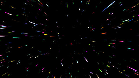 Starfield Animation