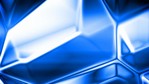 Abstract Crystal stock footage