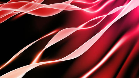 Soft Red Background Loop stock footage