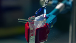 Chemistry Lab Slow Motion 43 Footage
