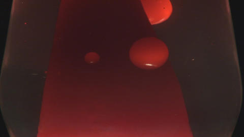 Lava Lamp stock footage