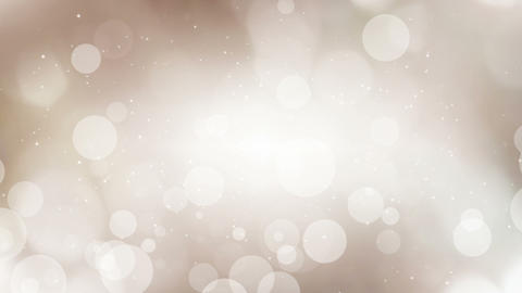 Honey Bokeh Option 01 stock footage