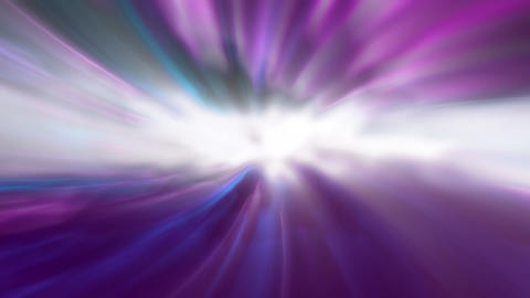 Purple Blue Lightrays stock footage