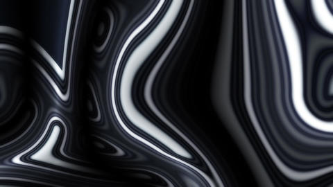 Black Wave Patterns stock footage