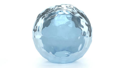 Water Globe Animation