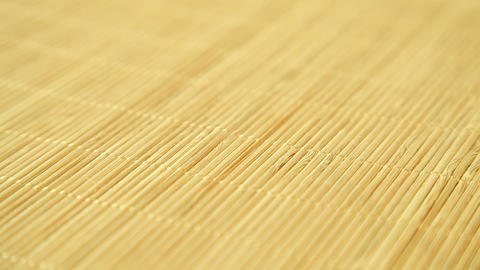 Traditional Bamboo Background stock footage
