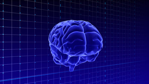 Brain Aa HD stock footage