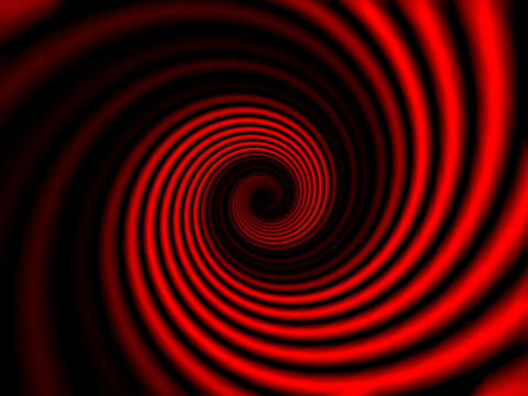 Simple Stripe Vortex #1 stock footage
