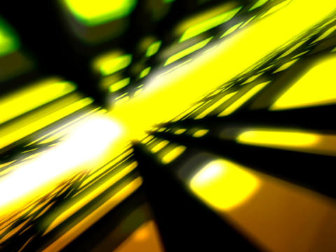 Colorful Flashing Space #3 stock footage