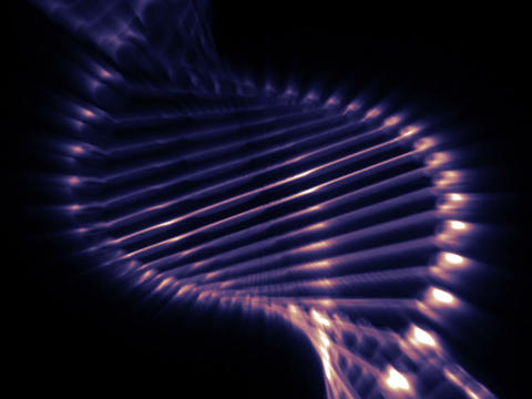 Double Helix #1 stock footage
