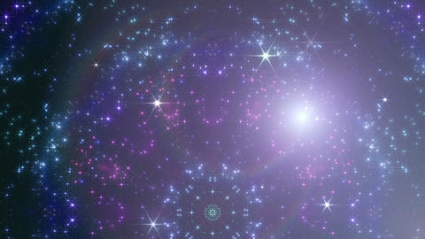 Kaleidoscope Particles 2 Dr 2a 3 HD stock footage