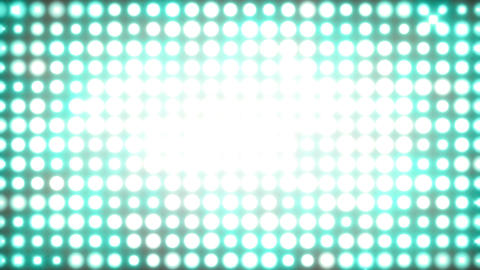 Colorful Disco Wall (30fps) stock footage