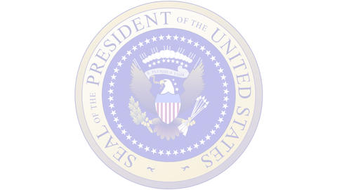 Presidential Seal 03 (24fps) Animation