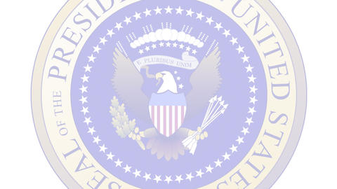 Presidential Seal 04 (30fps) Animation