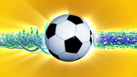 Soccer World Cup Background stock footage