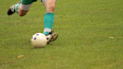 Football Game, Football Match stock footage