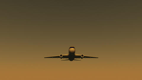 Airplane D aa Animation
