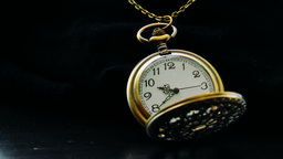Pocket Watch Time Lapse Graded Footage