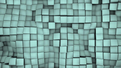 Ocean Cubes stock footage
