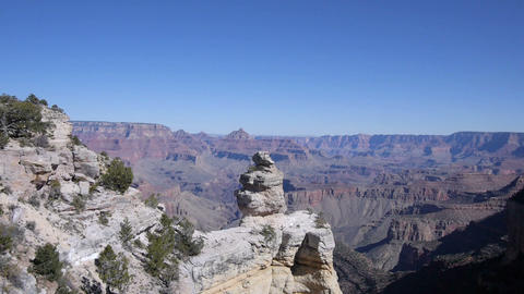 AERIAL: Majestic Grand Canyon Footage