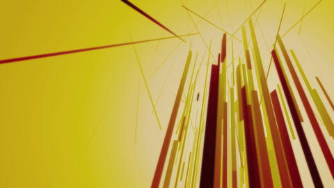 Abstract Lines Reaching Up stock footage
