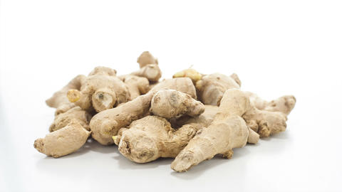 Raw Ginger stock footage